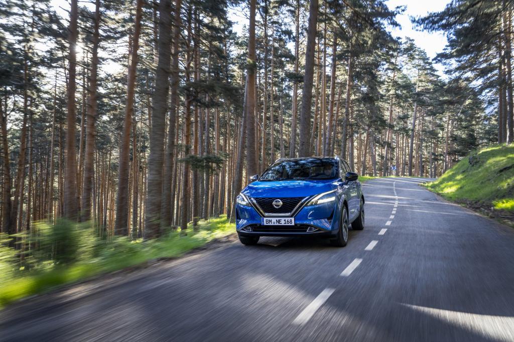 Eerste revisión Nissan Qashqai: XX XX XX