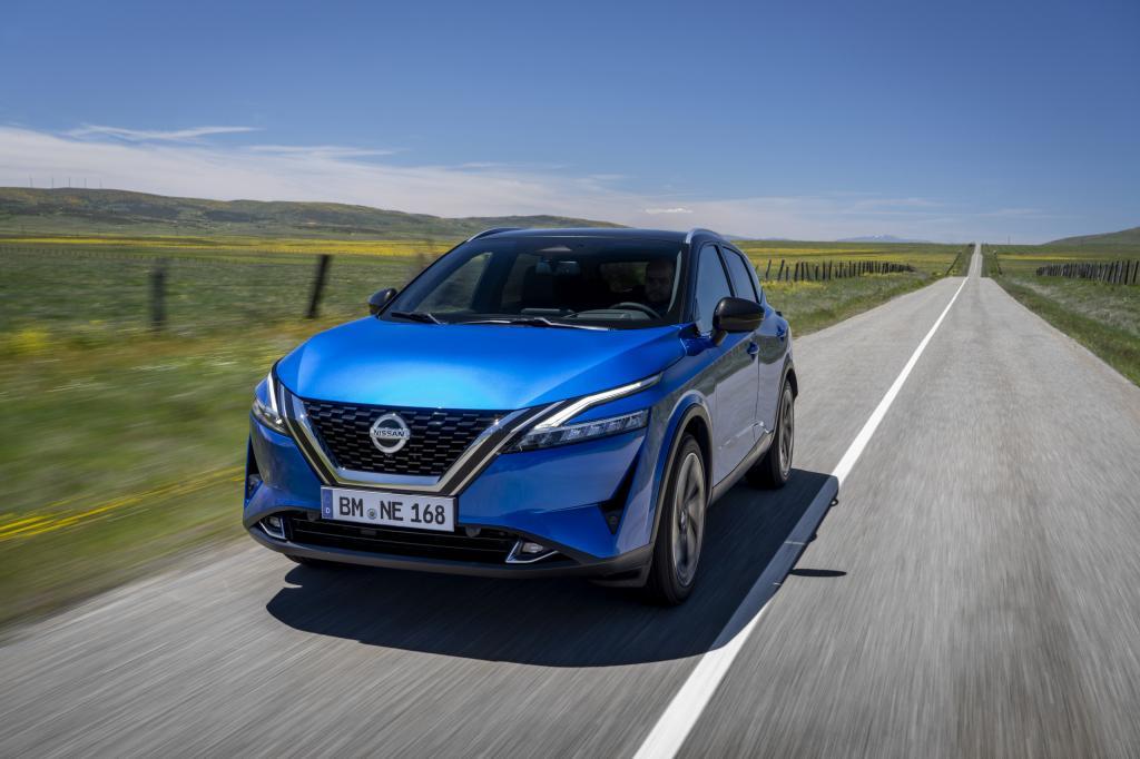 Eerste review Nissan Qashqai: XX XX XX