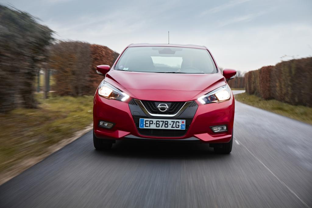 Wat is er zo opvallend aan de Nissan Micra 1.0 IG-T?