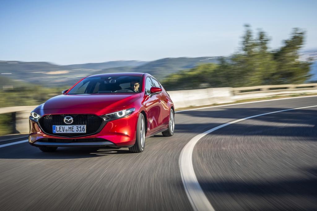 Wat vind ikzelf van de nieuwe Mazda3?