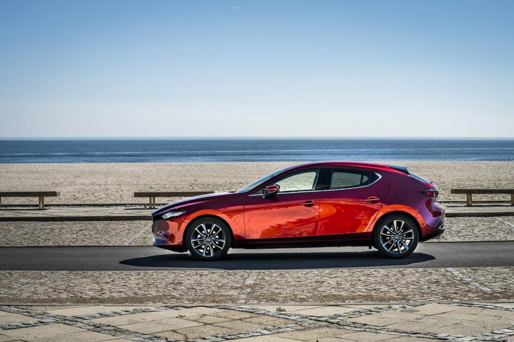 Wanneer komt de nieuwe Mazda3 en wat kost-ie?