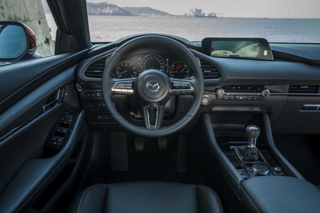 Wat bevalt aan de nieuwe Mazda3?