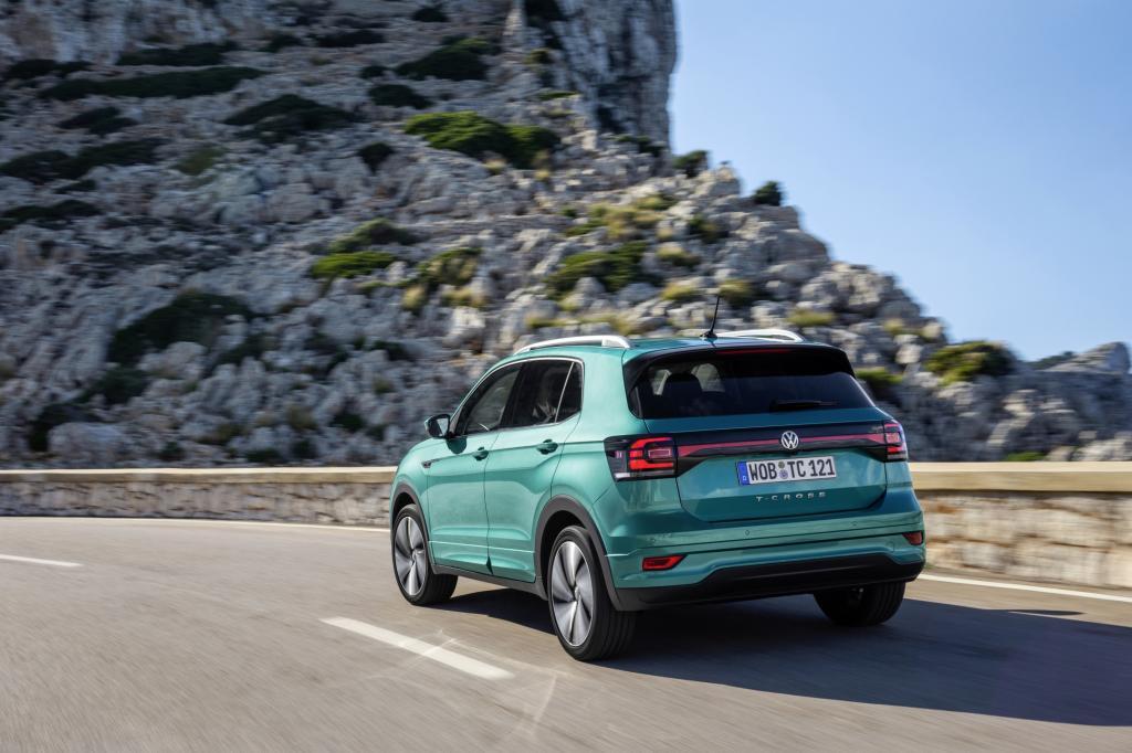 Wat is opvallend aan de Volkswagen T-Cross?