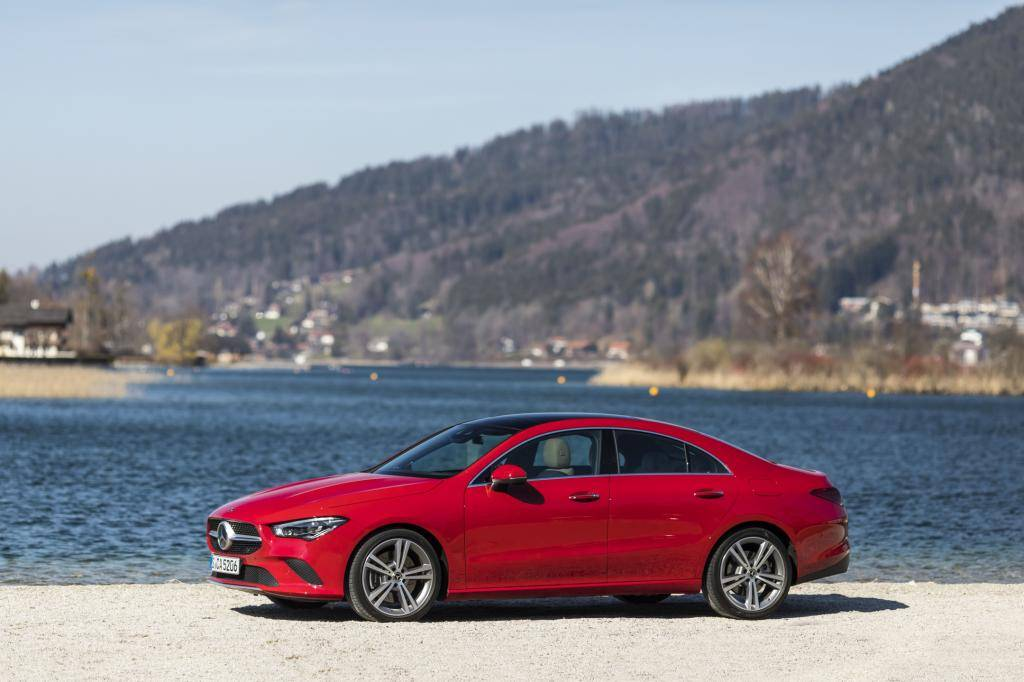 Wat is er goed aan de Mercedes CLA?