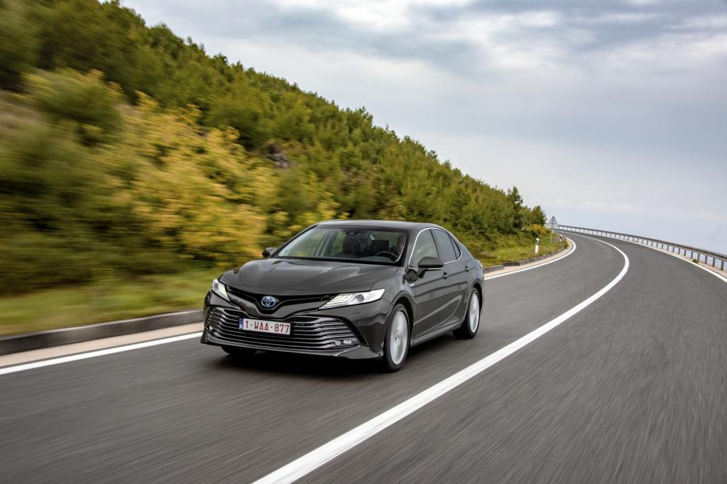 Wat kan er beter aan de Toyota Camry Hybrid?