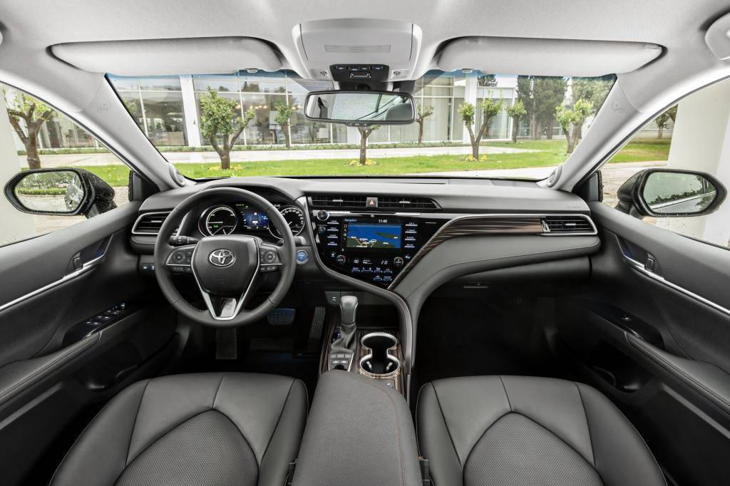 Wat is er goed aan de Toyota Camry Hybrid?
