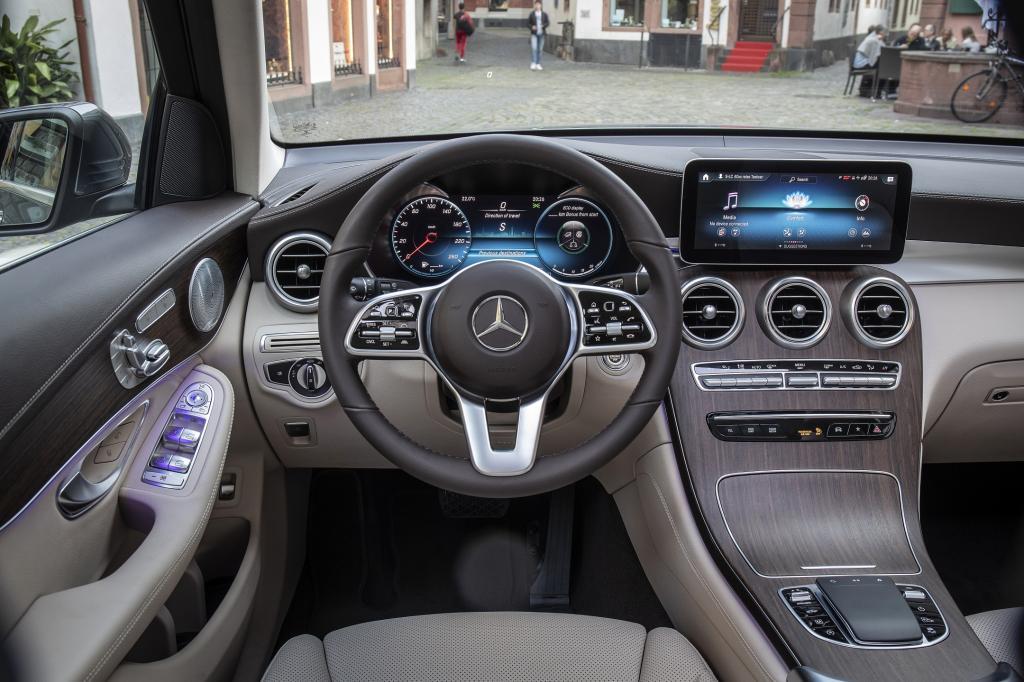 Wat bevalt niet aan de Mercedes GLC/GLC Coupé?