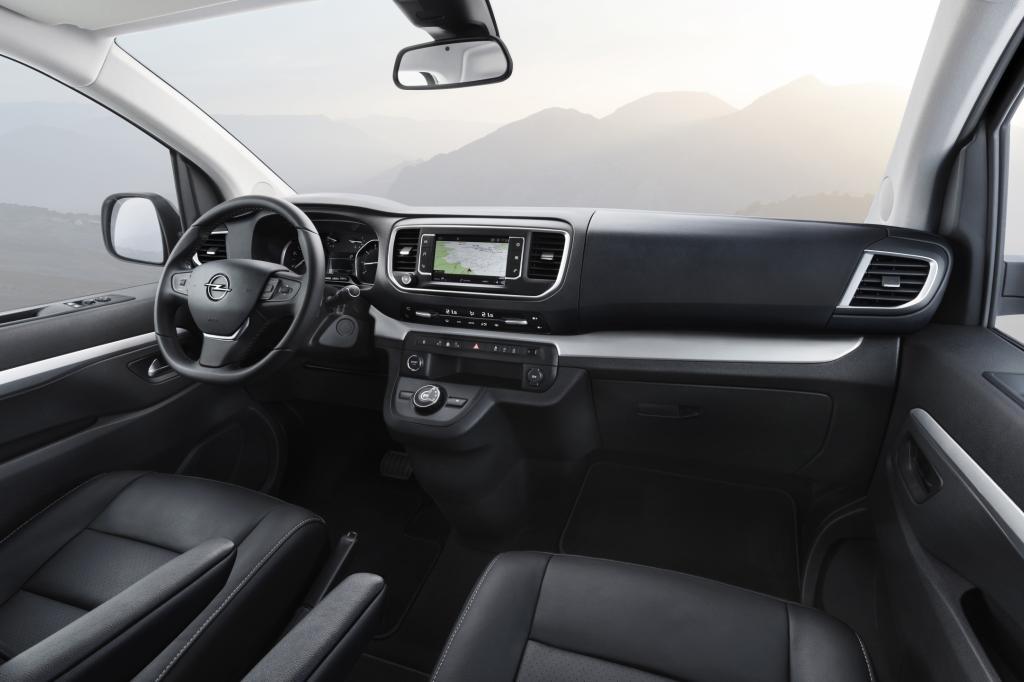 Wanneer komt de Opel Zafira Life en wat kost-ie?