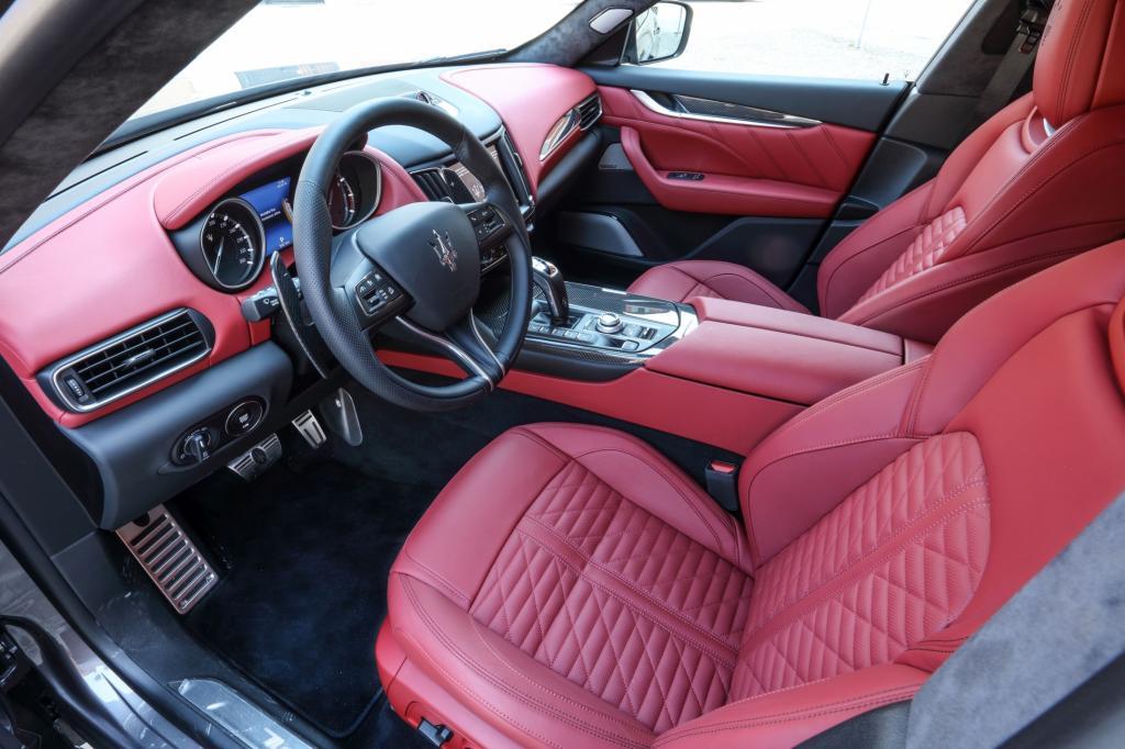 Wat is er slecht aan de Maserati Levante Trofeo?