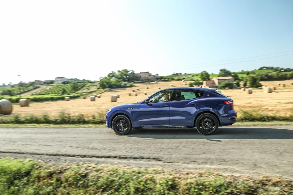 Wanneer komt de Maserati Levante Trofeo en wat kost-ie?