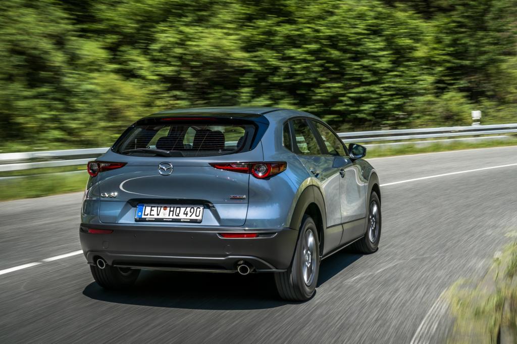 Wat vind ikzelf na deze eerste autotest met de Mazda CX-30?