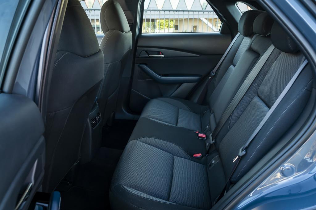 Wat bevalt er niet aan de Mazda CX-30?