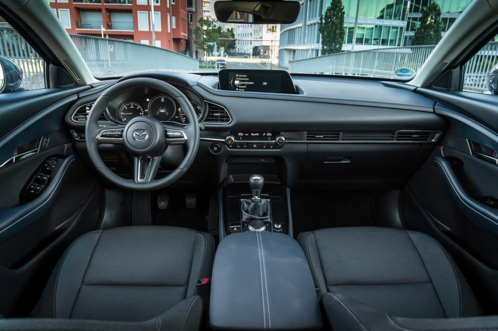 Wat bevalt er aan de Mazda CX-30?