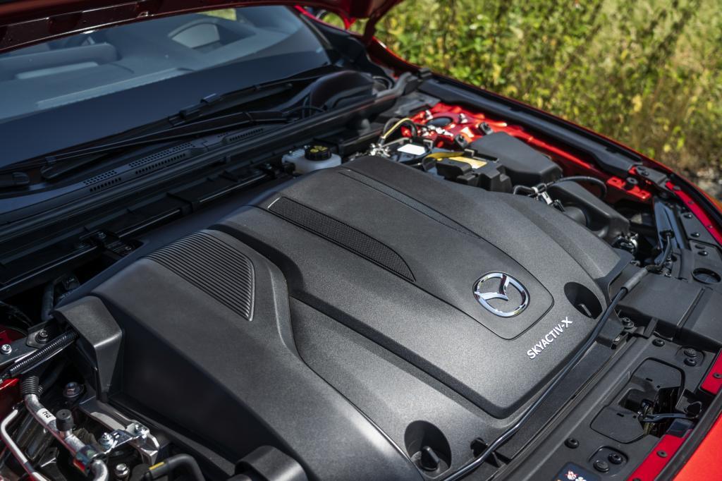 Wat bevalt aan de Mazda3 Skyactiv-X?