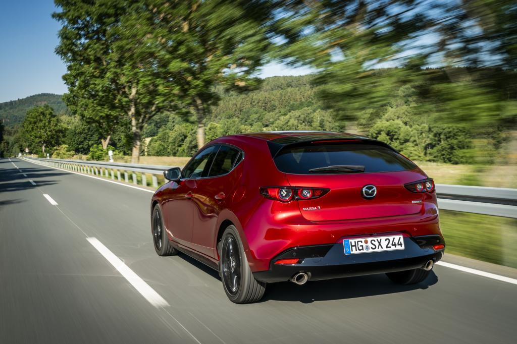 Wat vind ikzelf van de Mazda3 Skyactiv-X?