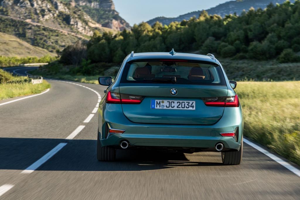 Wat is er goed aan de BMW 3-Serie Touring?