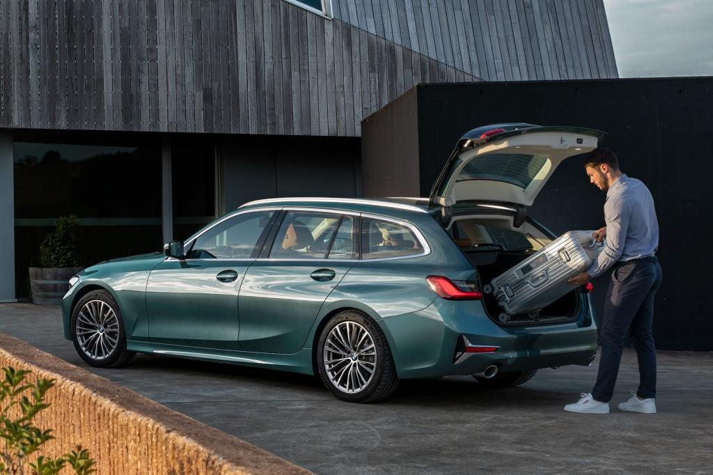 Wat is er slecht aan de BMW 3-Serie Touring?