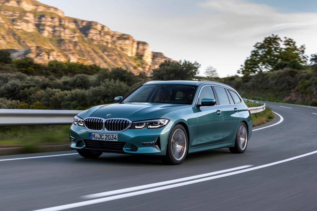 Wat is er zo opvallend aan de BMW 3-Serie Touring?