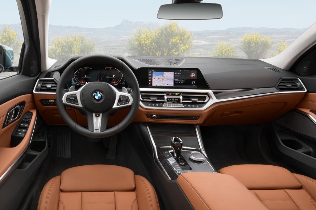 Wanneer komt de BMW 3-Serie Touring en wat kost-ie?