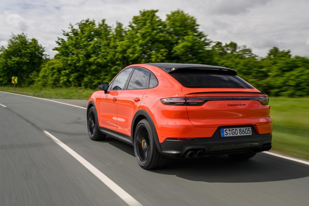 Wanneer komt de Porsche Cayenne Turbo Coupé en wat kost -ie?