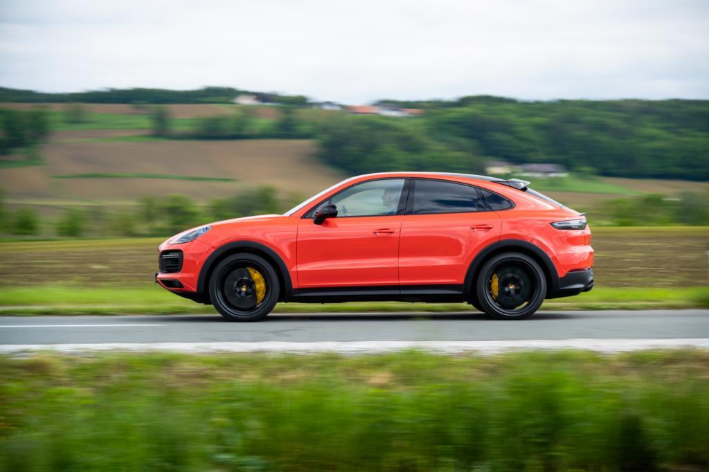 Wat kan er beter aan de Porsche Cayenne Turbo Coupé?