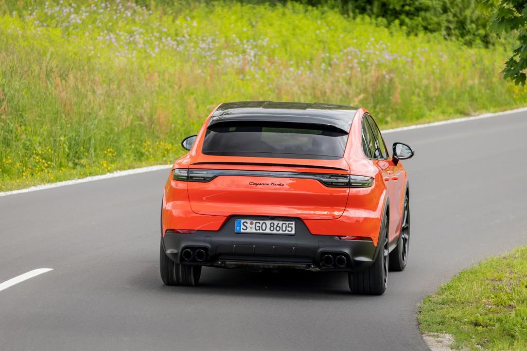 Wat vind ikzelf van de Porsche Cayenne Turbo Coupé?
