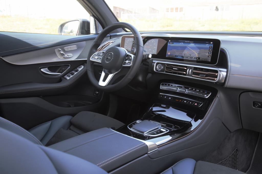 Wat kan er beter aan de Mercedes EQC?