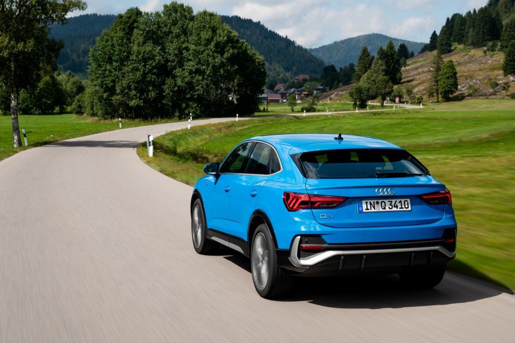 Wat vind ikzelf van de Audi Q3 Sportback?