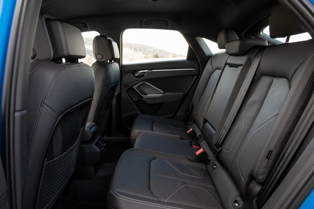 Wat kan er beter aan de Audi Q3 Sportback?