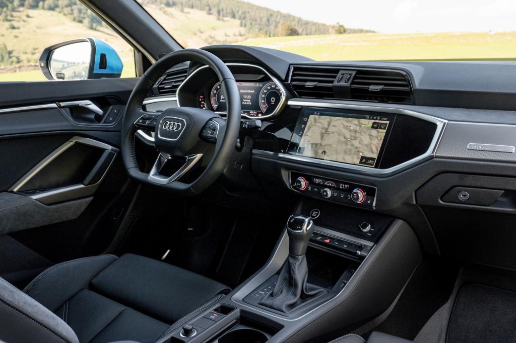 Wat is er goed aan de Audi Q3 Sportback?