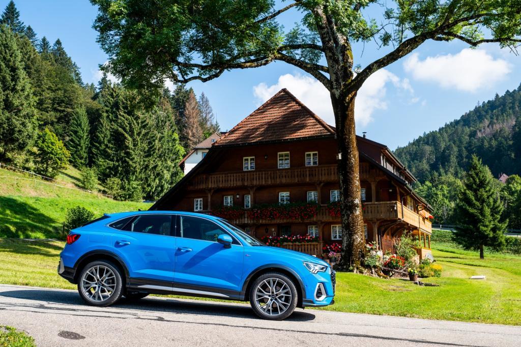 Wanneer komt de Audi Q3 Sportback en wat kost-ie?