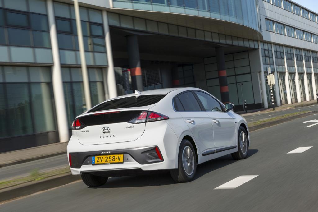 Wat kan er beter aan de Hyundai Ioniq Electric?