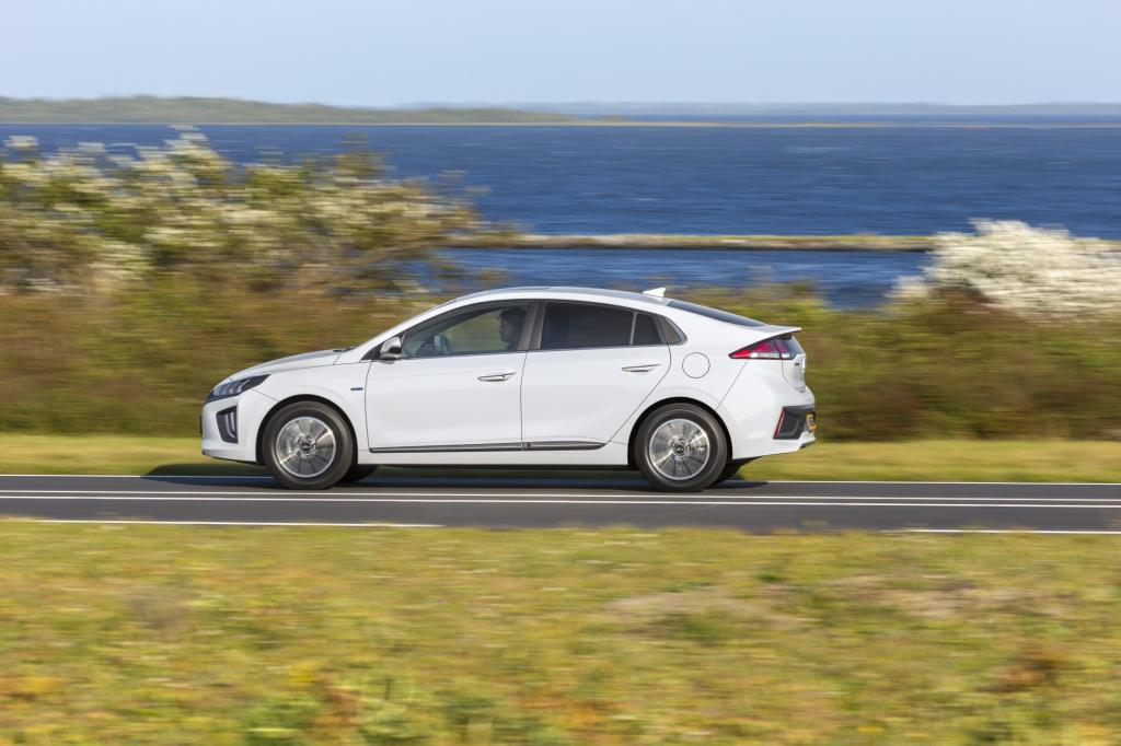 Wat vind ikzelf van de Hyundai Ioniq Electric?