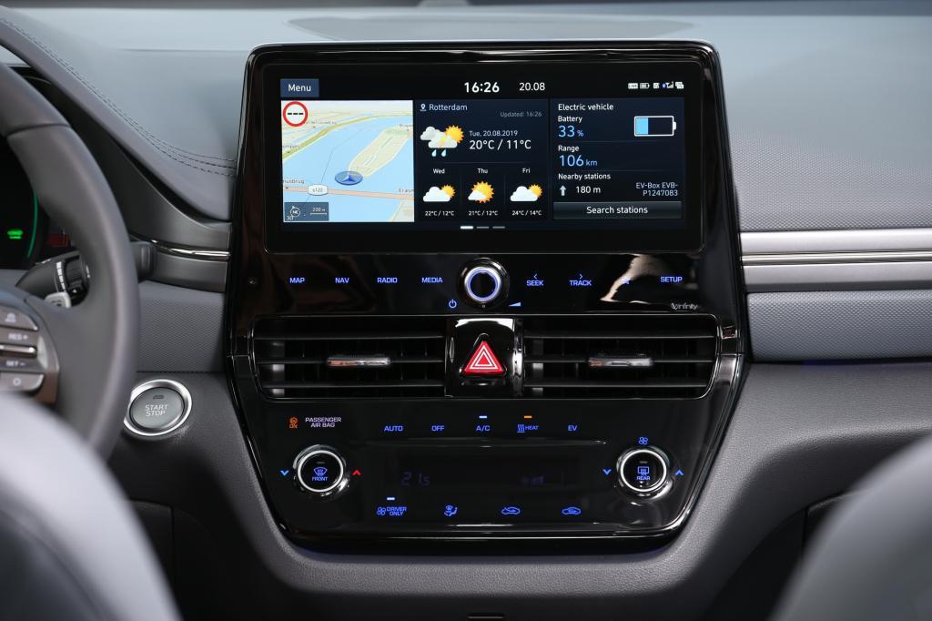 Wanneer komt de Hyundai Ioniq Electric en wat kost-ie?
