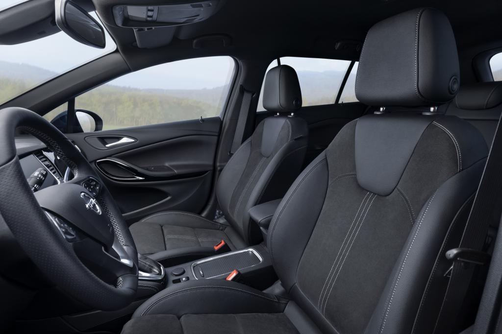 Wat is er goed aan de Opel Astra (2019)?