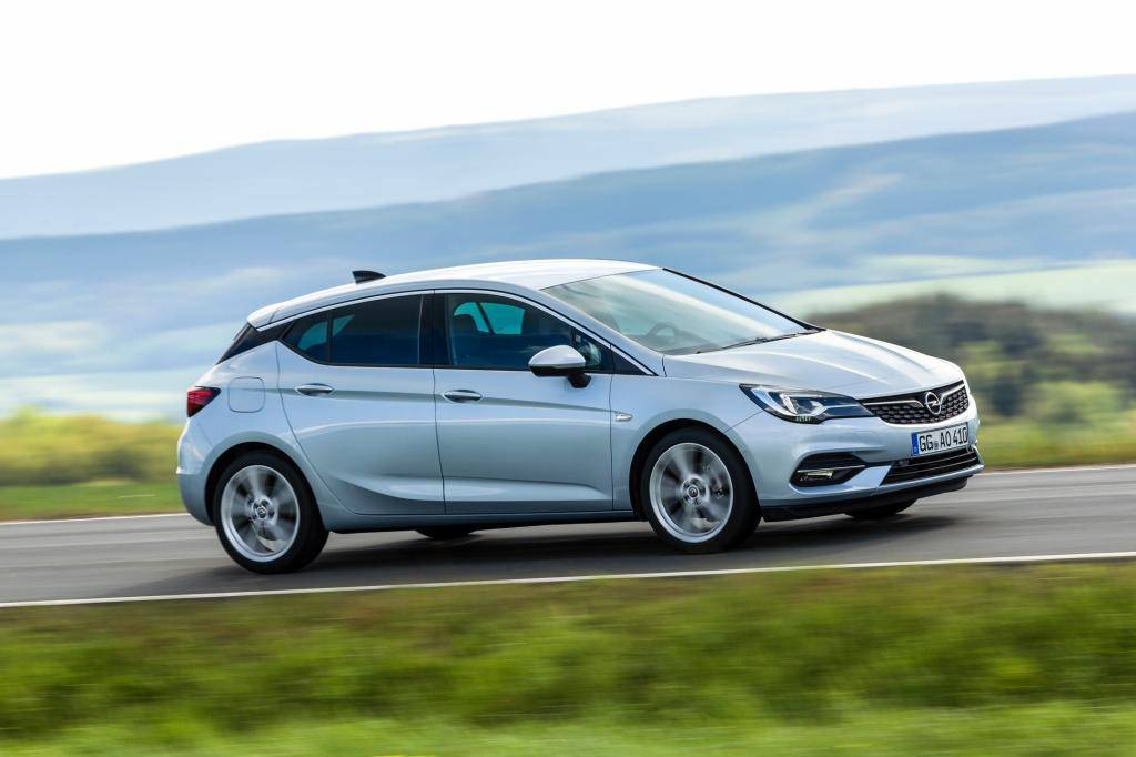 Wanneer komt de Opel Astra (2019) en wat kost-ie?