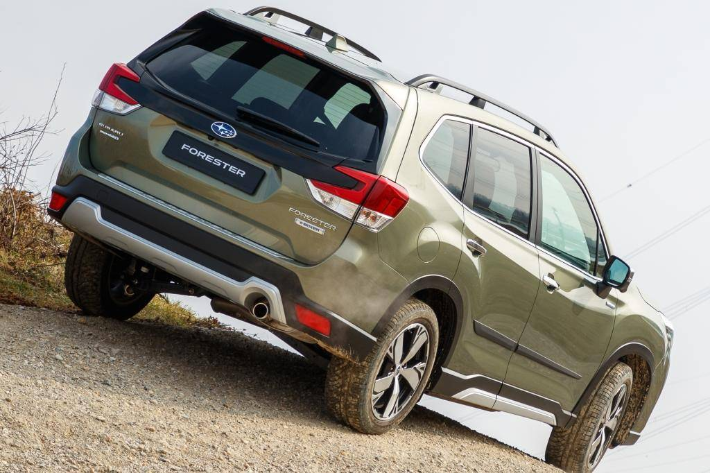 Wat vind ikzelf van de Subaru Forester e-Boxer?