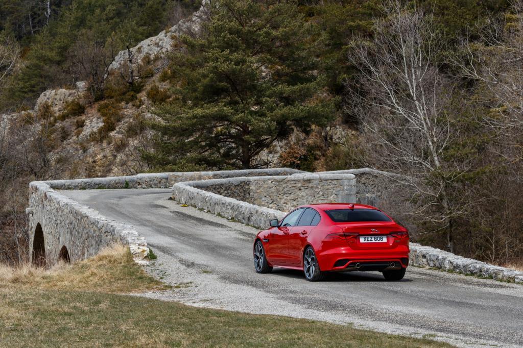 Wat is er goed aan de Jaguar XE?