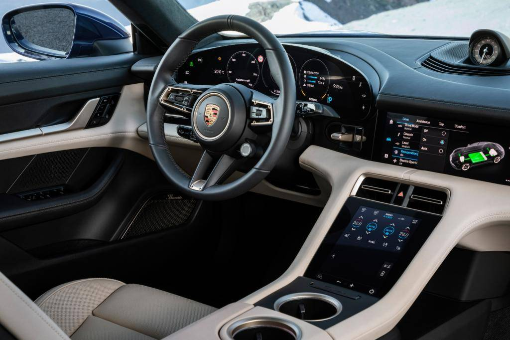 Wat is er goed aan de Porsche Taycan?
