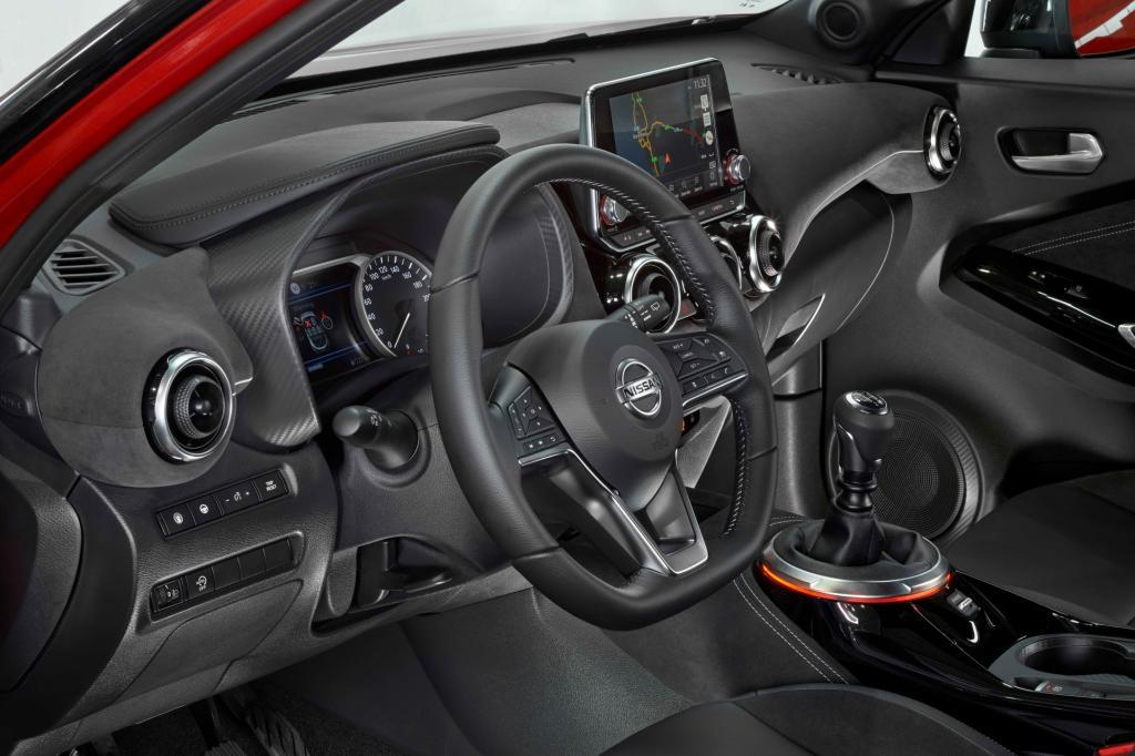 Wat bevalt er niet aan de Nissan Juke?