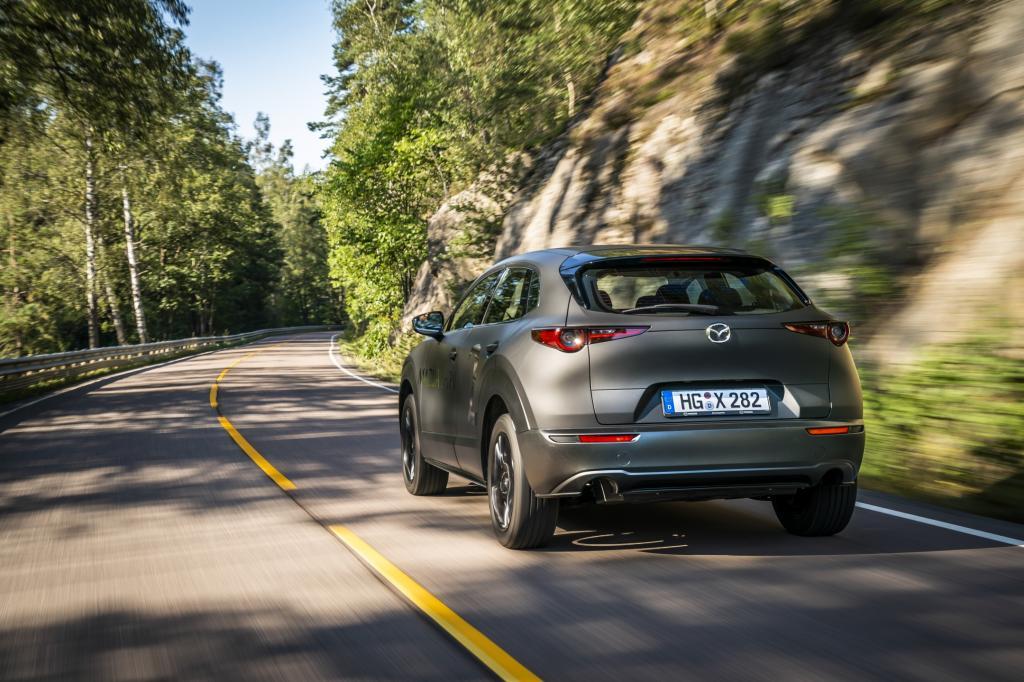 Wat vind ikzelf van de elektrische Mazda e-TPV?