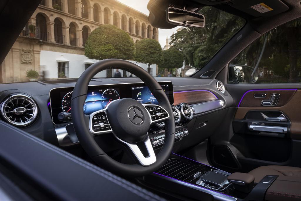 Wat kan er beter aan de Mercedes-Benz GLB?
