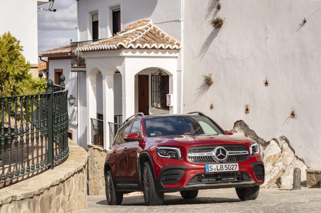 Wat vind ikzelf van de Mercedes-Benz GLB?