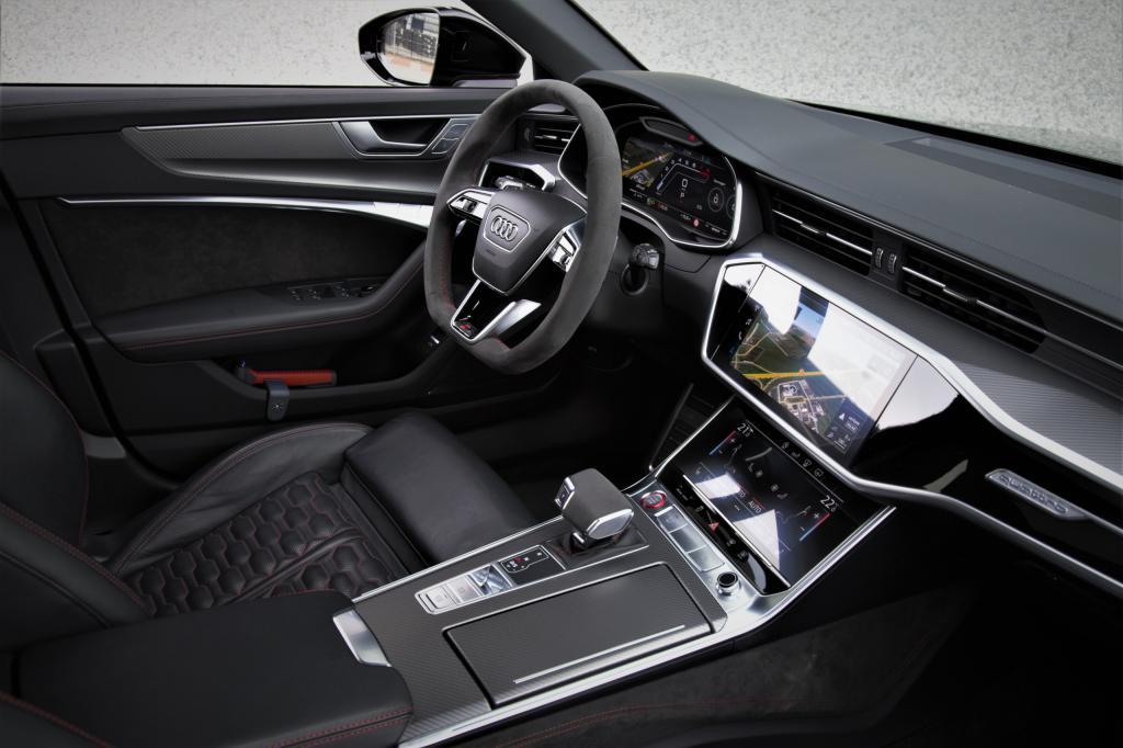 Wat is er goed aan de Audi RS 6 Avant?