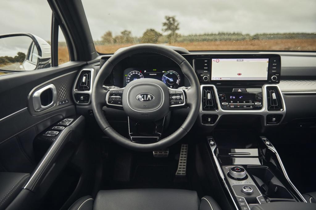 Eerste review: nieuwe Kia Sorento (2020)