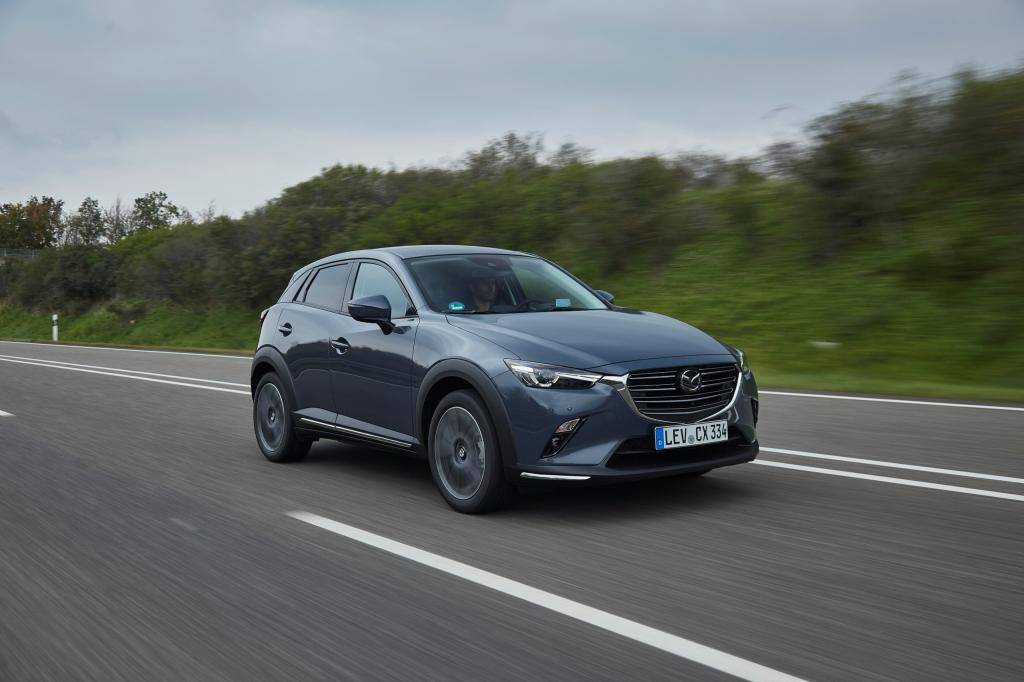 Eerste review: Mazda CX-3 (2021)