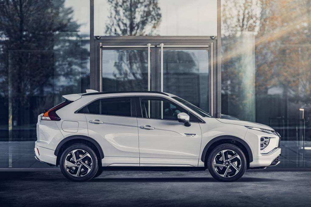Eerste review Mitsubishi Eclipse Cross PHEV: Mitsubishi verdwijnt helemaal niet uit Nederland!