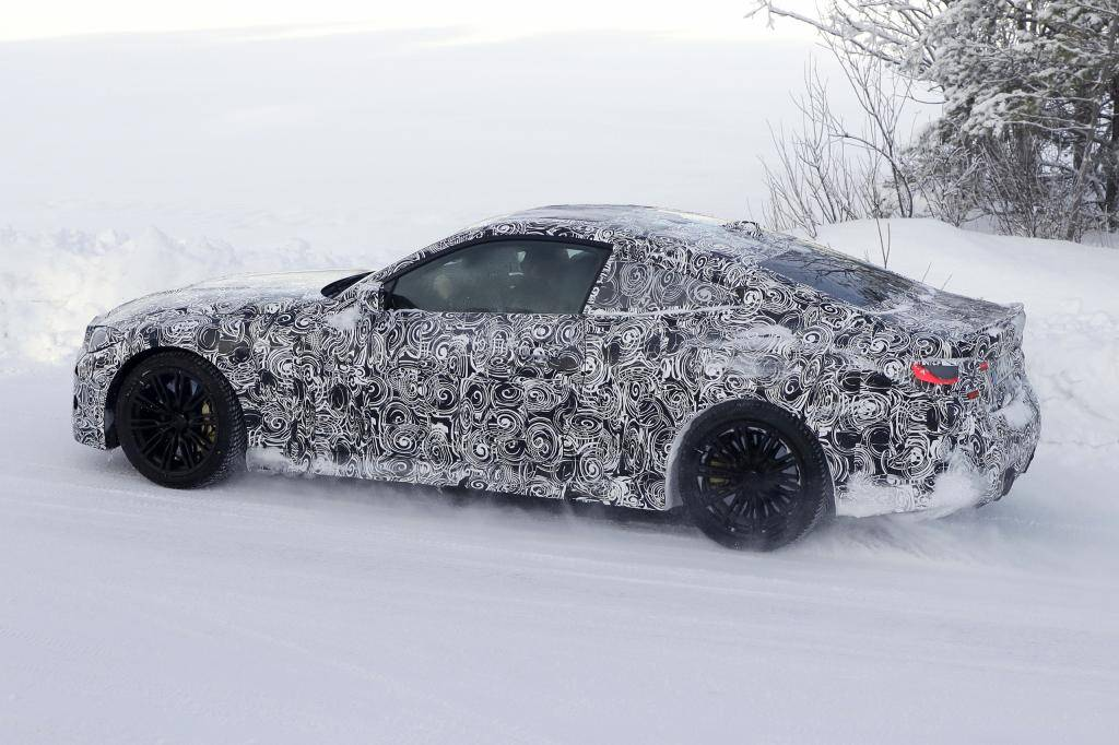 Wat is de motor van de BMW M4?