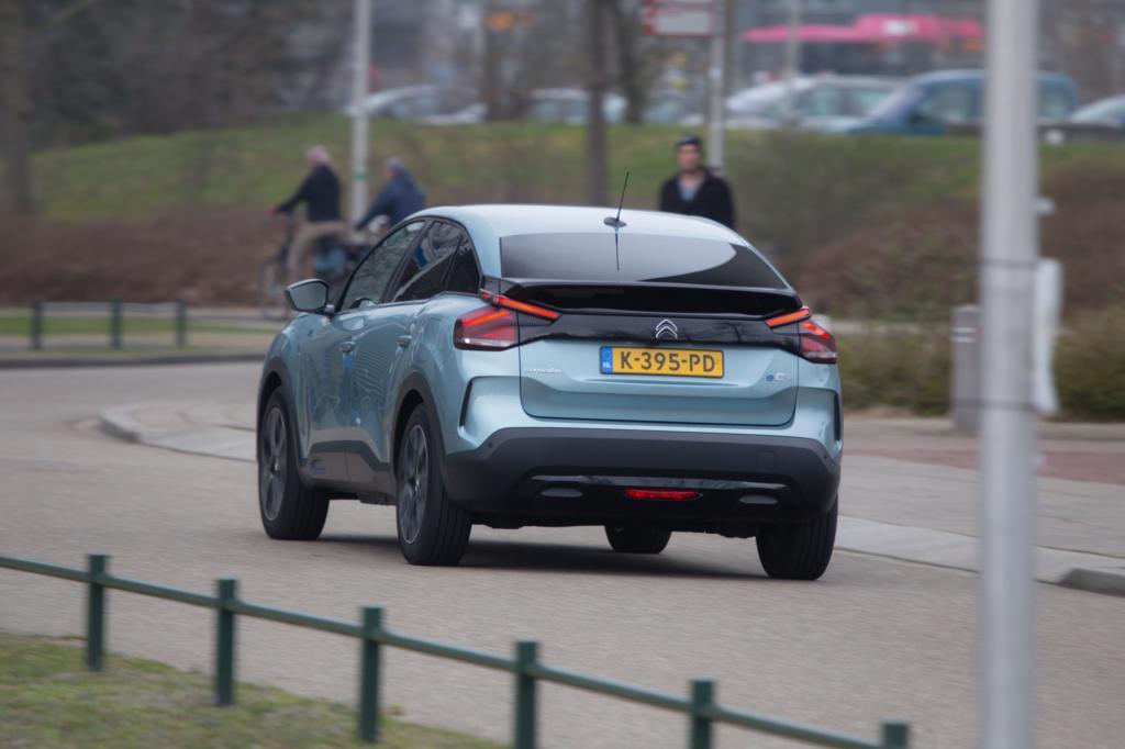 Eerste review Citroën e-C4 (2021): kleine ergernissen, groot comfort