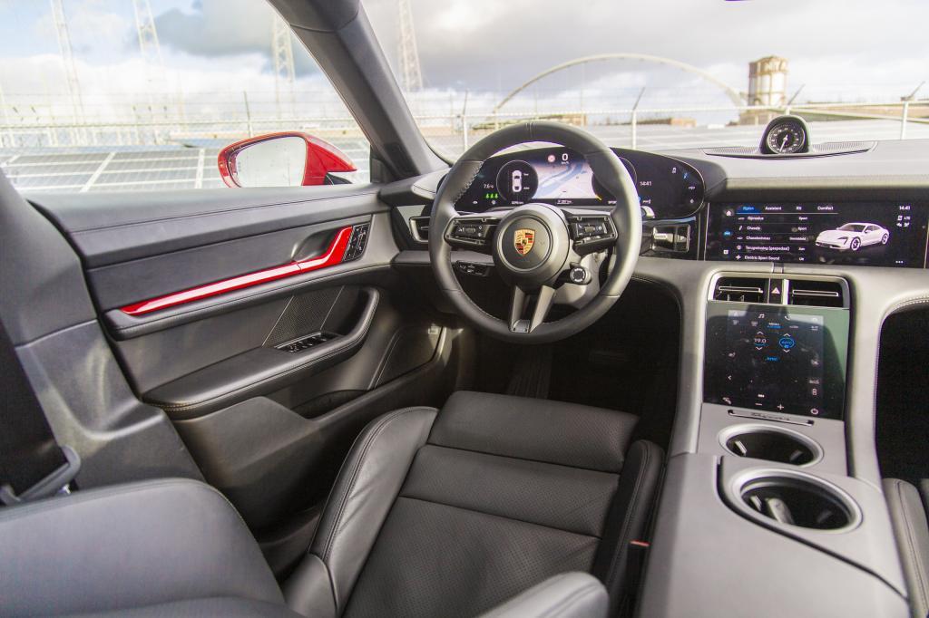 Wat bevalt er aan de Porsche Taycan 4S (2020)?